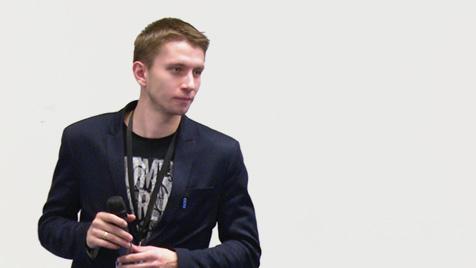 Конференция CyberMarketing-2015. Владимир Антошин