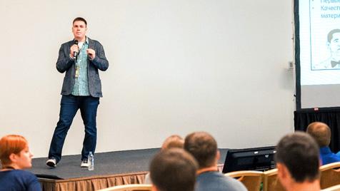 Конференция CyberMarketing-2015. Дмитрий Арсютин