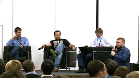 Конференция CyberMarketing-2015. Круглый стол. Минусинск: полет нормальный