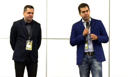 Конференция CyberMarketing-2015. Артур Латыпов