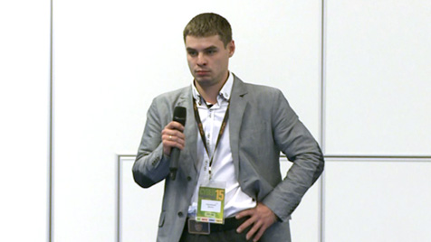 Конференция CyberMarketing-2015. Нарижный Денис
