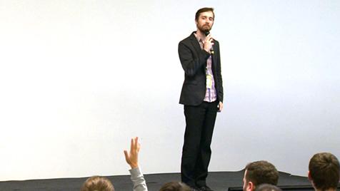 Конференция CyberMarketing-2015. Юрий Рыбаков