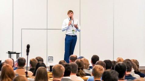 Конференция CyberMarketing-2015. Дмитрий Севальнев