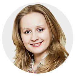 Елена Бурдюгова (Pr-директор рекламного холдинга, блогер)